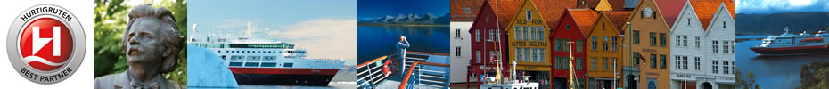 Norway cruises with Hurtigruten