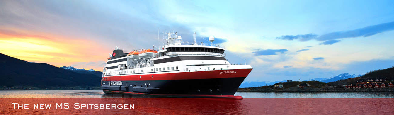 The new MS Spitsbergen